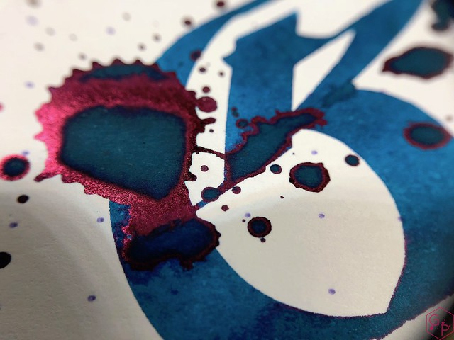 Blackstone Blue Gum Ink Review @AppelboomLaren 5