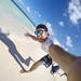 1. Corriendo por la playa de Cayo Levisa, de los cayos más bonitos de Cuba