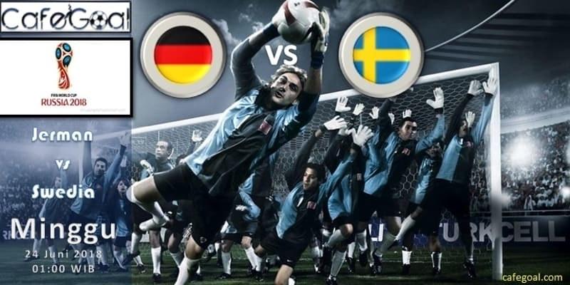 Prediksi Bola Jerman vs Swedia , Hari Minggu 24 June 2018 – Piala Dunia