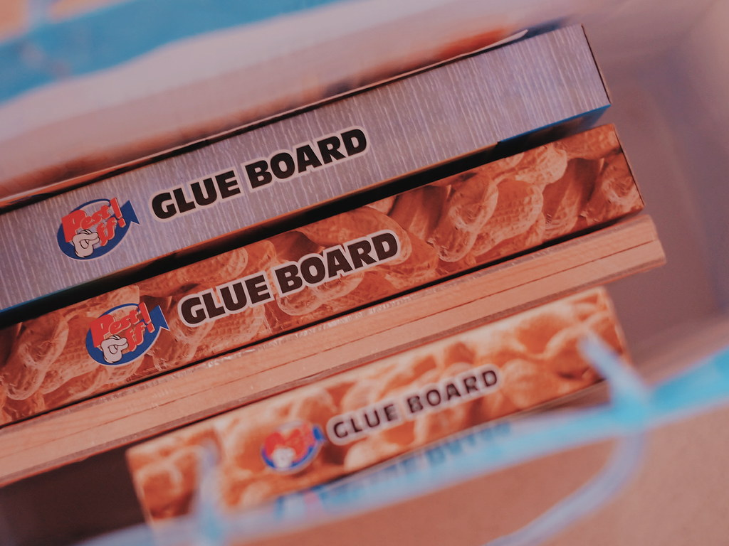 Pest-Off Insect Killer Glue Board