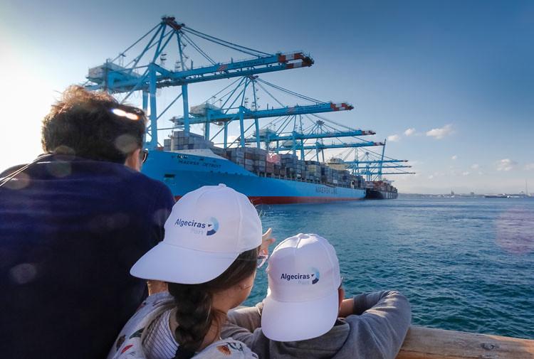 El Puerto De Algeciras Registra En Mayo La Mayor Actividad De Su Historia