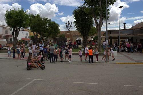 Fiesta Infantil de la A.V. Las Portadas