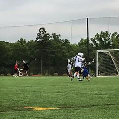 Summer season lacrosse is underway. @stickwithus_lacrosse #lax #lacrosse #clt