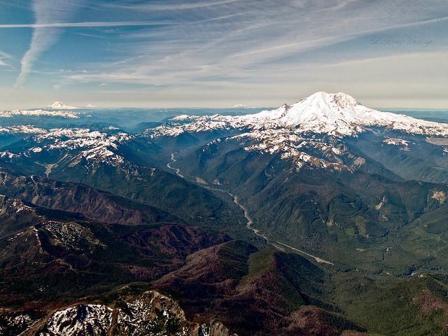 Four Volcanos