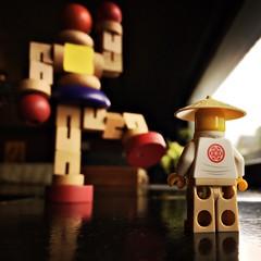 balance, blockhead...