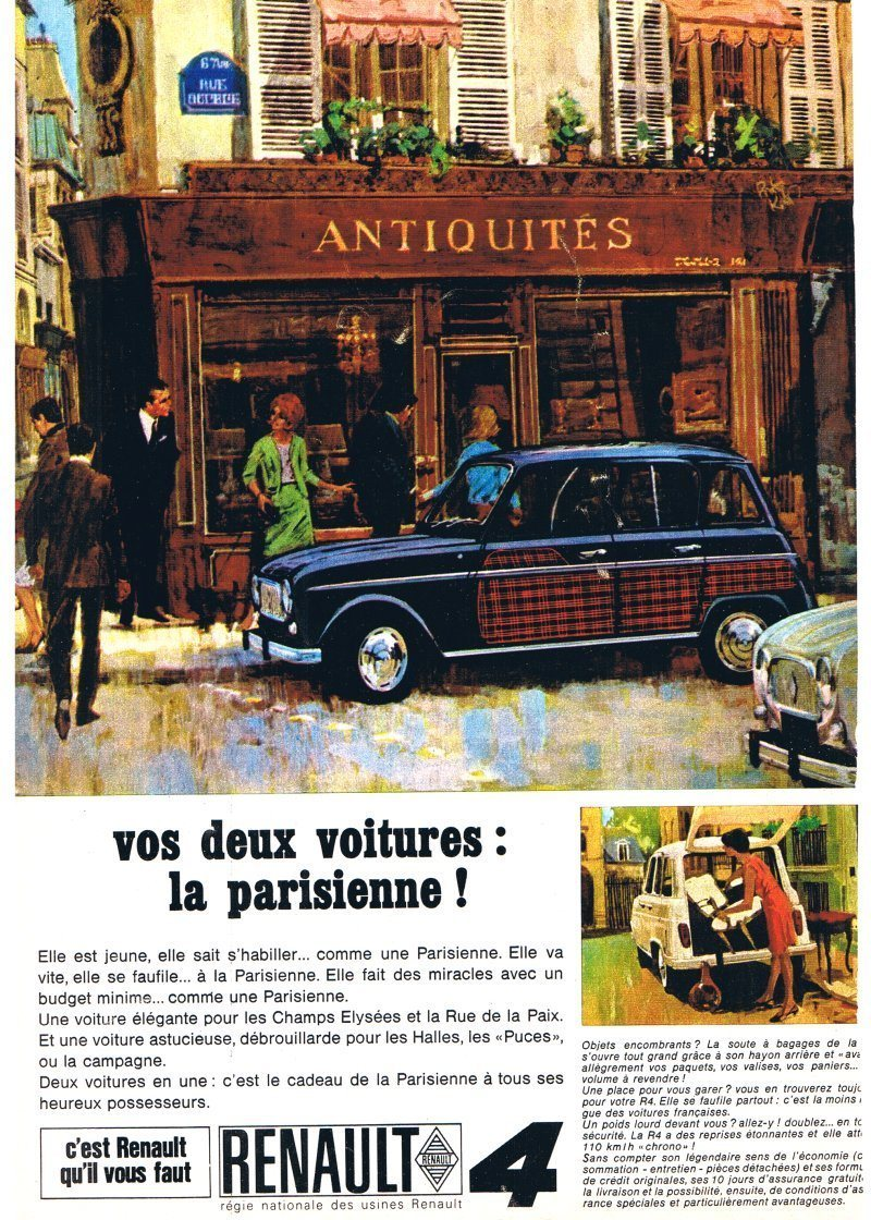 advert-for-the-renault-4-parisienne