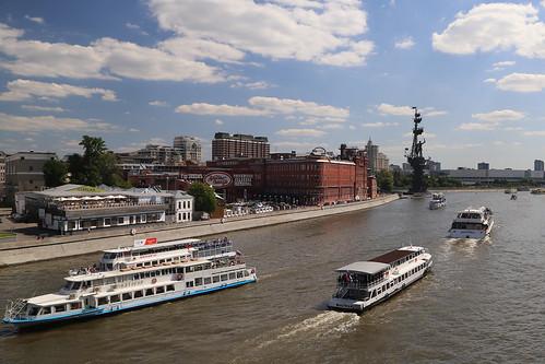 Рекорд тепла может быть побит в Москве в четверг