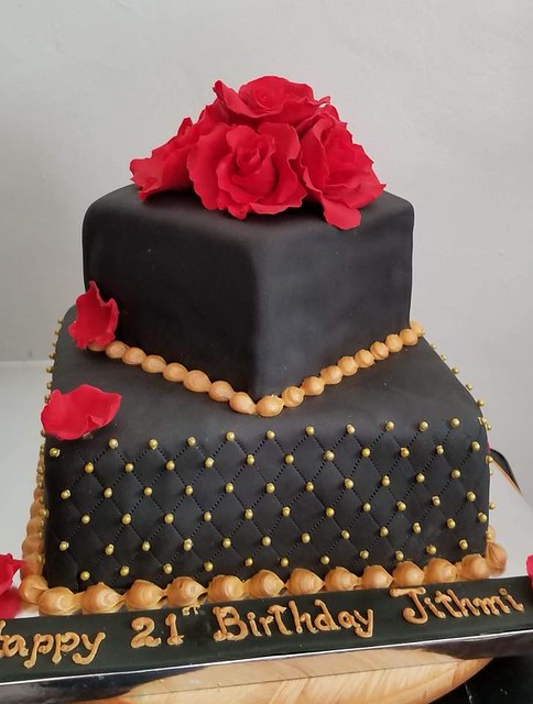 Cake from Cakes by Kanthi