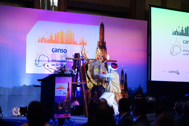 CANSO Global ATM Summit and 22nd AGM