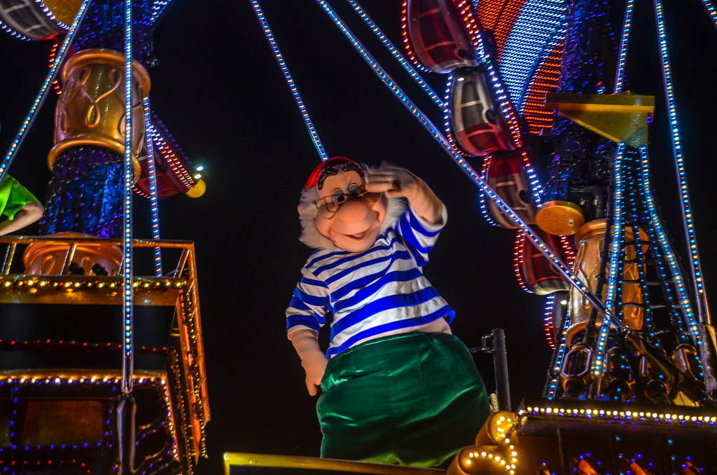 Smee Dreamlights TDL