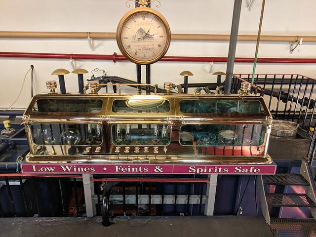 Benriach Distillery Tour
