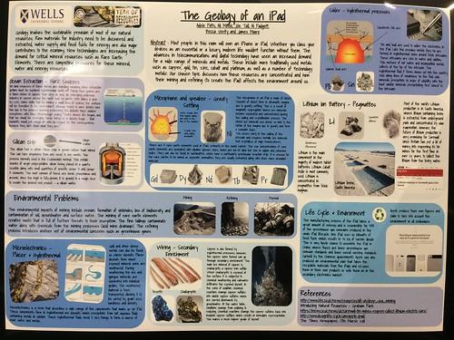 Schools Geology Challenge 2018