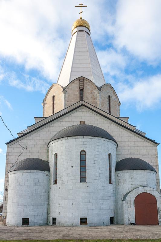 Старообрядческий храм Святой Троицы В Балакове фото 015_7955
