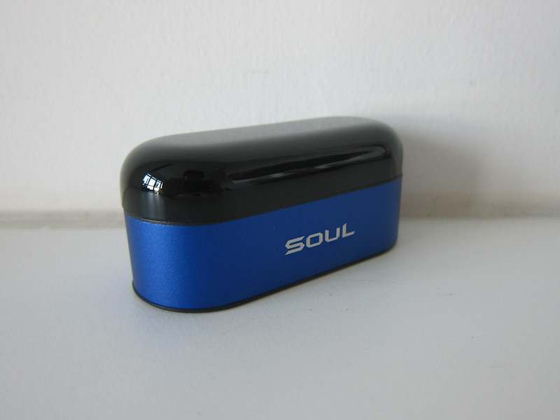 Soul ST-XS Wireless Earphones - Charging Case