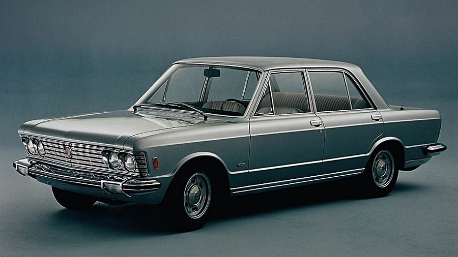 Fiat 130 2800 Limousine1969-1971