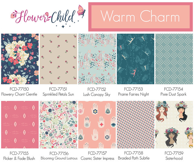 Flower Child ~ Warm Charm