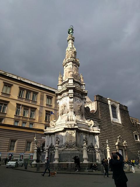 Piazza del Gesù Nuovo