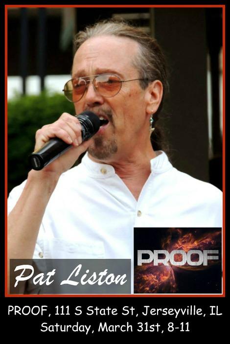 Pat Liston 3-31-18
