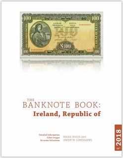 Banknote Book Republic of Ireland cover