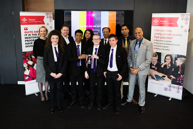 Mosaic West Midlands Enterprise Challenge 2018 Regional Final