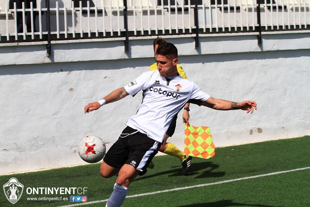 J33 Ontinyent CF (1) - SCR Peña Deportiva (0)