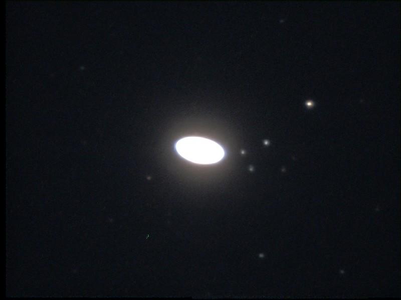 土星の衛星 (2018/5/25 00:40)