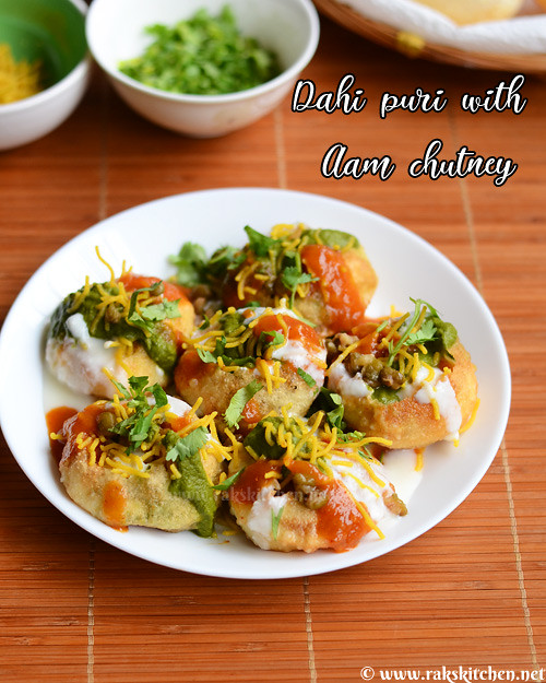 aam-chutney-dahi-puri