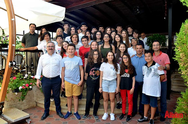 TED Alanya 8nci sınıf No:40