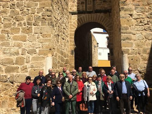 Viaje de la Peña Bética Nazarena a Marchena