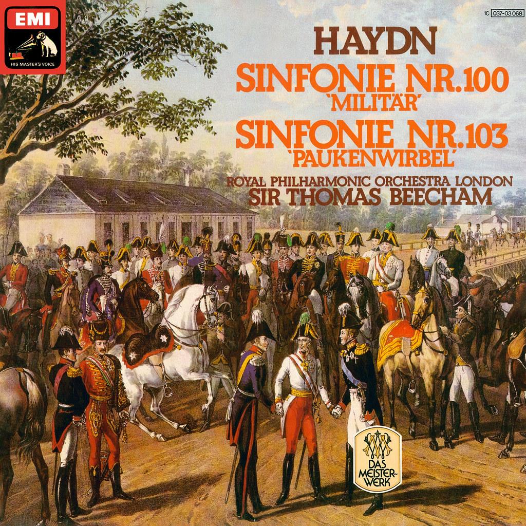 Franz Joseph Haydn - Symphonies Nos. 100 & 103