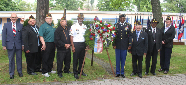 ANSBACH COMMUNITY MEMORIAL DAY CEREMONY 2018