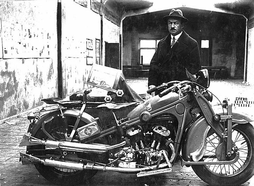 18 П.В. Можаров - создатель первых ижевских мотоциклов