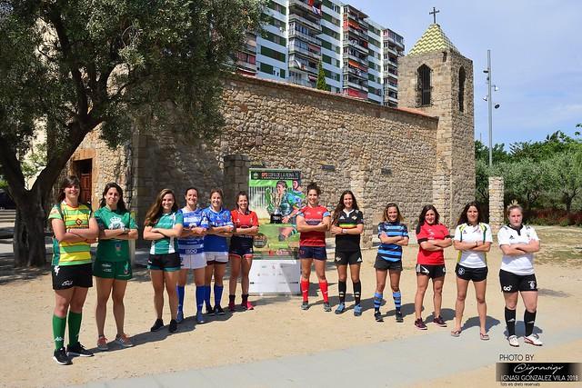 II GPS Copa de la Reina 7s L'Hospitalet 2018 (2ª sèrie) - Dia 1