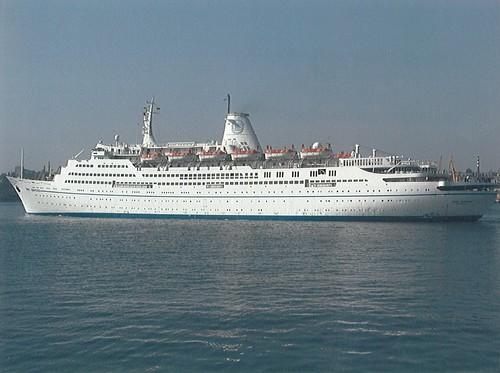 MV TARAS