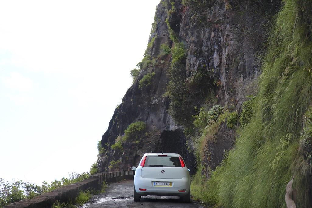 Madeiran eteläosat