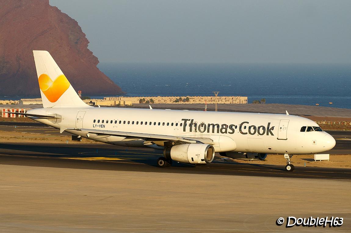 LY-VEN A320 TCX TFS
