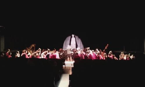 Répétition Carmen au Manège Mars 2018