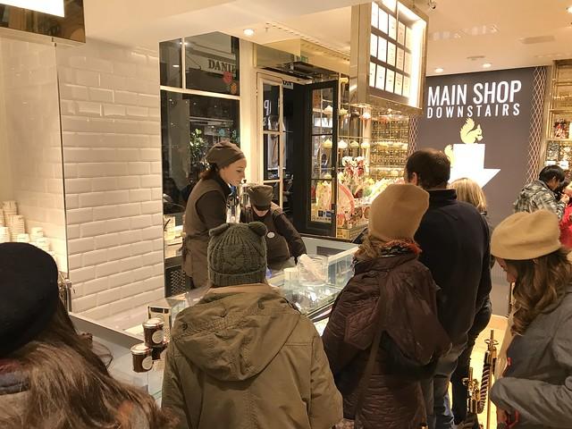 Covent Garden,  gelato