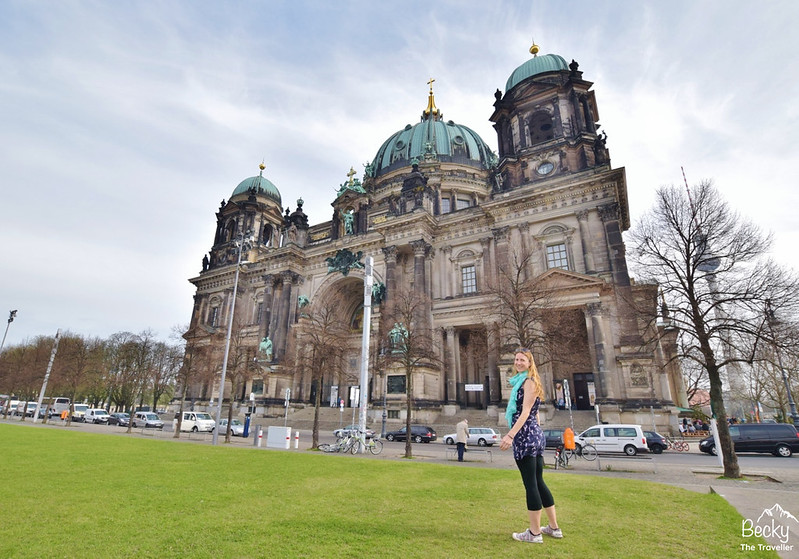 Berliner Dom - Day 1 itinerary
