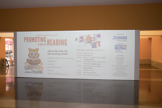 Wild About Reading 2018
