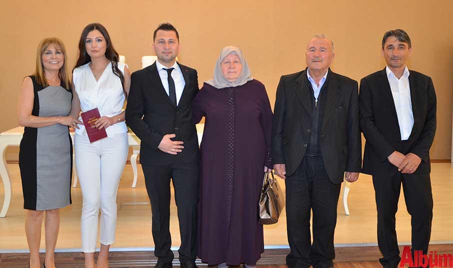 Gizem Deniz Songun, Ali Ayaz-nikah