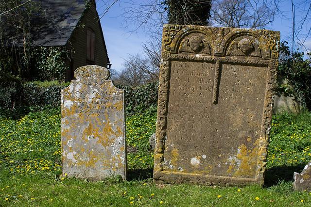 Forsey & Langford memorials, Loders Churchyard
