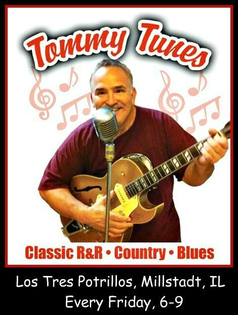 Tommy Tunes Fridays