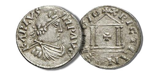 Charlemagne Denarius