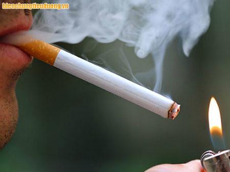 Hút thuốc làm tăng nguy cơ biến chứng thần kinh ngoại biên