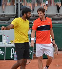 Rohan Bopanna & Pablo Cuevas