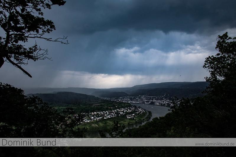 Der Rhein // 12  (Mittelrhein Klettersteig Boppard)