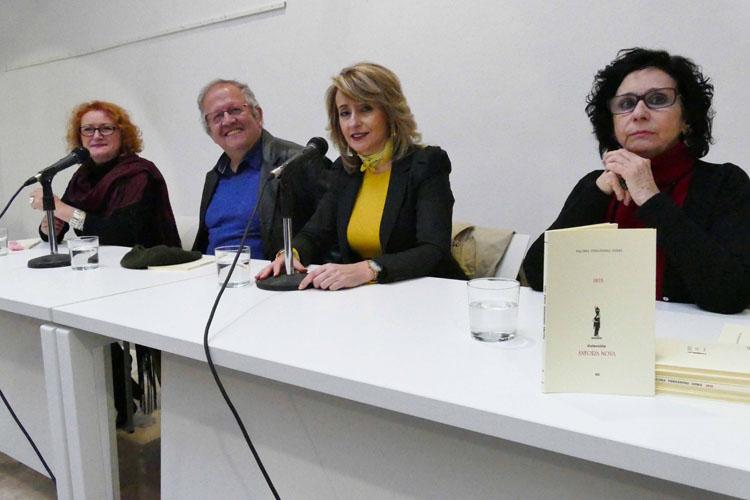 PRESENTACIÓN LIBRO IRIS DE PALOMA FERNÁNDEZ GOMÁ3