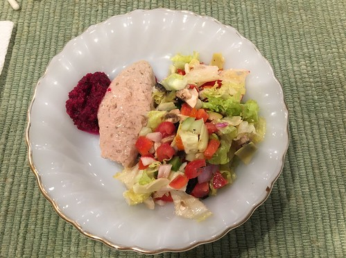 At Home: Gefilte Fish