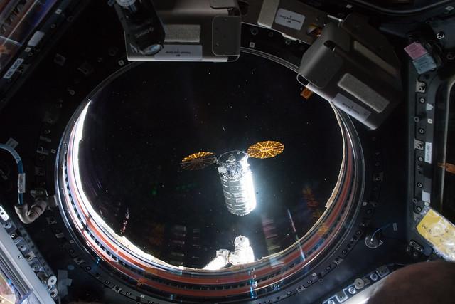 The Orbital ATK space, Nikon D5, AF Nikkor 28mm f/1.4D